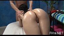 Азиатки на эротическом массаже