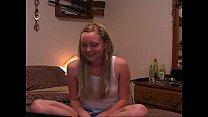 blond webcam Hot