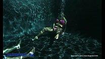 Melod EE underwater sex -part1