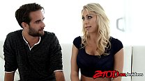 Katie Morgan Gets Fucked By a Young Stud
