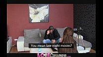 Love Creampie Accidental casting creampie for female agent porn videos