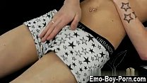 young cute gay emo boys videos hot emo twink lewis romeo gets down
