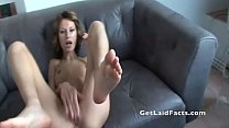 Horney Housewive does anal