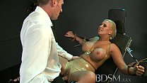 XXX BDSM XXX Big breasted sub has her hole filled b... Videos Sex 3Gp Mp4