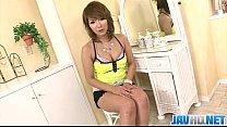 tai phim sex -xem phim sex Akiho Nishimur slammed deep in her hairy and ti...