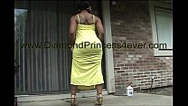 diamond princess4ever yellow dress