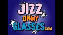 Haileey James Blowjob & Cum Facial