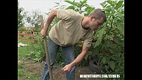 work his for extra little a gardener the gives mom euro Hot