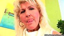 Hairy grandma Renata collection