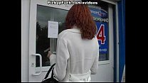 tai phim sex -xem phim sex red-haired whore sucking in the car for all to see