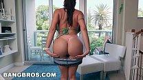 BANGBROS - Big Ass Latina MILF Pornstar Julianna Vega Takes Dick