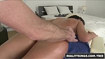 RealityKings - Mikes Apartment - (Choky Ice, Nia Black) - Massaging It In