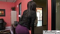 (lela star) Big Tits Office Slut Girl Banged Hardcore vid-17