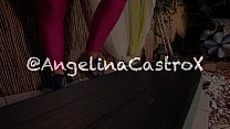 Angelina Castro Gets MASSIVE Facial Cumshot aft...