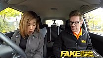 Fake Driving School Ebony Londoner Pays for lessons with sexual favours thumbnail