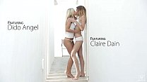 Nubile Films - Dido Angel cums on her girlfrien...