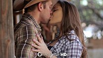 hd fantasyhd   cowgirl dani daniels rides dick at the farm