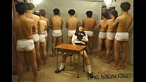 Bukkake Highschool Lesson 4 1/4 Japanese uncens...
