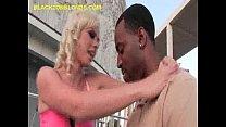 dick black massive by banged gets foxx lynn Tara
