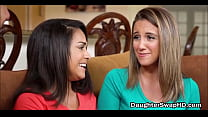Two Dad's Agree To Fuck Each Others Hot Teen Daughters - DaughterSwapHD.com porn videos