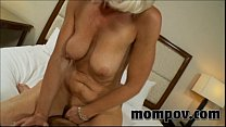 fucking milf mature Blonde