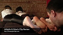 Mikaila & Nina's Clip Review - www.clips4sale.c...