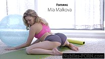 nubiles porn mia malkovas yoga fuck   full video
