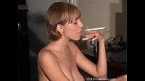 Aidan Layne - Smoking Fetish at Dragginladies