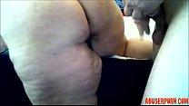 Mature BBW Anal: Free Granny Porn Video 94 - a...