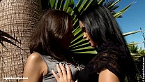 Outdoor Bliss by Sapphic Erotica - sensual lesb...