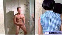 Видео про секс с большими сиськами и большие в ванне с мужиком