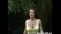 Busty german mature with nice tits gets fucked ...