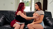 porn lesbian epic moore melissa and montana Karlie