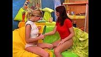 Two teens exploring their fantasies