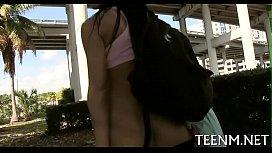 Уснувшую девушку лапают в автобусе смотреть порно онлайн