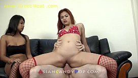 Thai Easy Threesome Bell And Gee