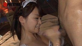 素人のぶっかけアナルパイパンメイド手コキ美乳動画