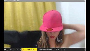 Danniela hermosa colombiana culona en webcam...