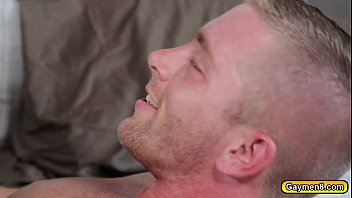 Hombres Deep Throat Blowjob Anal Rimming And Plowing