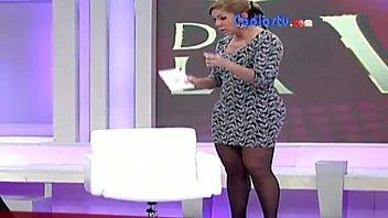 Rocio sanchez azuara sexy mini vestido bien hui...