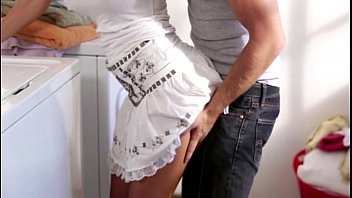 Ava addams laundry | Video Make Love