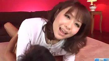 Japanese milf, Maika endures serious hardcore sex