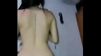 Nathaly noriega cabalgando video robado parte 1