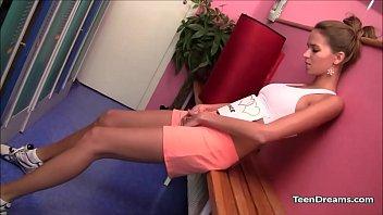 Small Tits Silvie Solo Masturbation | Video Make Love