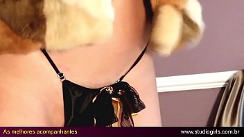 Mitsu anno gets vibrators on and inside hairy pussy from dud - 1 5