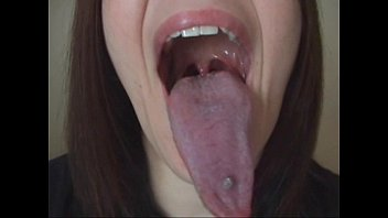Long Tongue Lesbian Kiss | Video Make Love