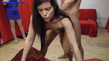 That pussy amateur lapdancer fuck scene with
