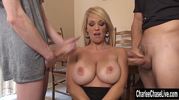 Charlee chase thanksgiving cum gravy - 2 part 10
