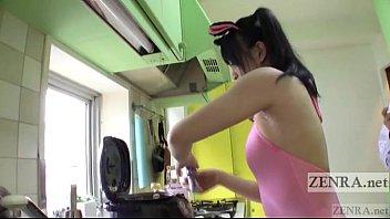 Japanese av star bizarre rice balls armpit pressing subtitled