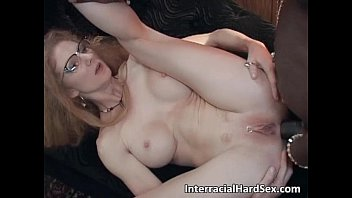 Blonde slut with glasses is caught | Video Make Love